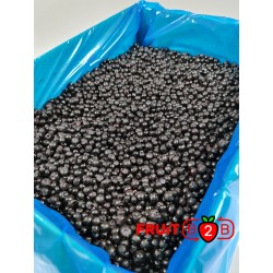 Wild Blueberry class 1 - IQF Frozen Fruit - FRUIT B2B