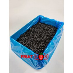 Wilde Blaubeeren Klasse 1 - IQF Gefrorene Früchte - FRUIT B2B