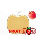Apfel Fruchtpüree - Jonagoret - Aseptisch verpackte Fruchtpüree & Großhandel & Händler & Hersteller & Dienstleister - Fruit B2B