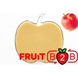 Elma Püresi- Jonagoret - Aseptik Meyve Püresi & Püre & Fabrikatör & Aseptic Meyve Varil Püre - Fruit B2B Meyve Suyu ve Gıda San