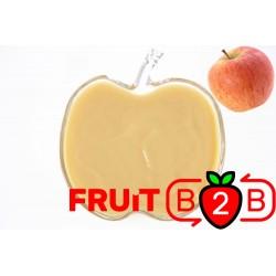 Apfel Fruchtpüree - Champion - Aseptisch verpackte Fruchtpüree & Großhandel & Händler & Hersteller & Dienstleister - Fruit B2B