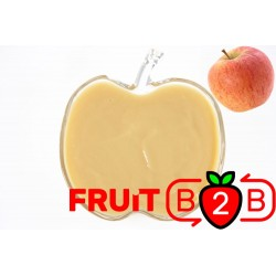 Apple Puree - Champion - Aseptic Puree Fruit & Manufacturer & Supplier - Fruit B2B