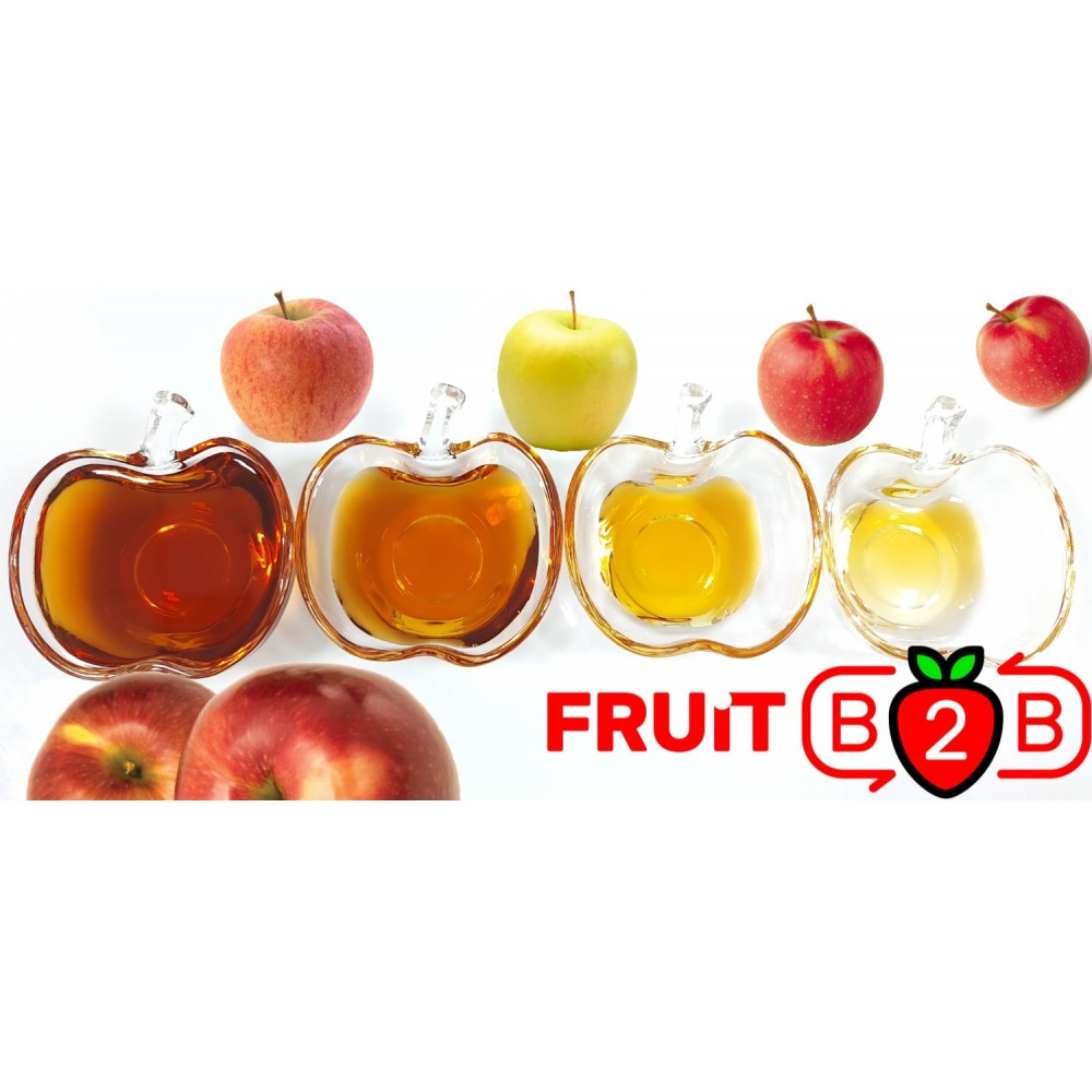 Koncentrat jabłkowy 70º Brix - Dostawca - Fruit B2B