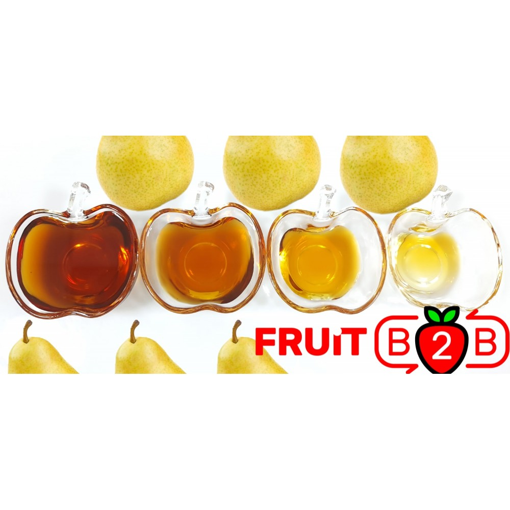 Pear Juice Concentrate 70º Brix - Supplier - Fruit B2B
