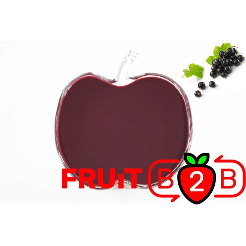 Puré de Groselha Preta - Aséptico Purés de Fruta & Purê & Fabricante &  Proveedores de fruta y purés de frutas - Fruit B2B