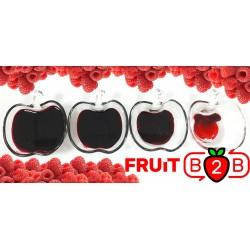 Raspberry Juice Concentrate 65º Brix - Supplier - Fruit B2B