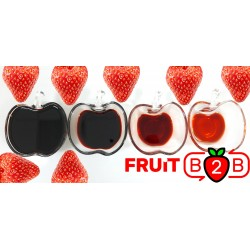 Strawberry Juice Concentrate 65º Brix - Supplier - Fruit B2B