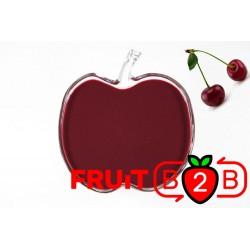 Sauerkirsche Fruchtpüree - Aseptisch verpackte Fruchtpüree & Großhandel & Händler & Hersteller & Dienstleister - Fruit B2B