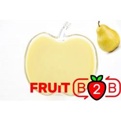 梨ピューレ- 無菌ピューレフルーツピューレ & フルーツ& ピュレフルーツ & フルーツピューレ& ジャムやソースの加工に最適!フルーツピューレ- Fruit B2B