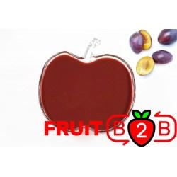 Puré de Ameixa - Aséptico Purés de Fruta & Purê & Fabricante &  Proveedores de fruta y purés de frutas - Fruit B2B