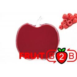 Пюре Малина - Фруктовое пюре Упакованы & Замороженное фруктовое пюре & оптом от производителя - Fruit B2B
