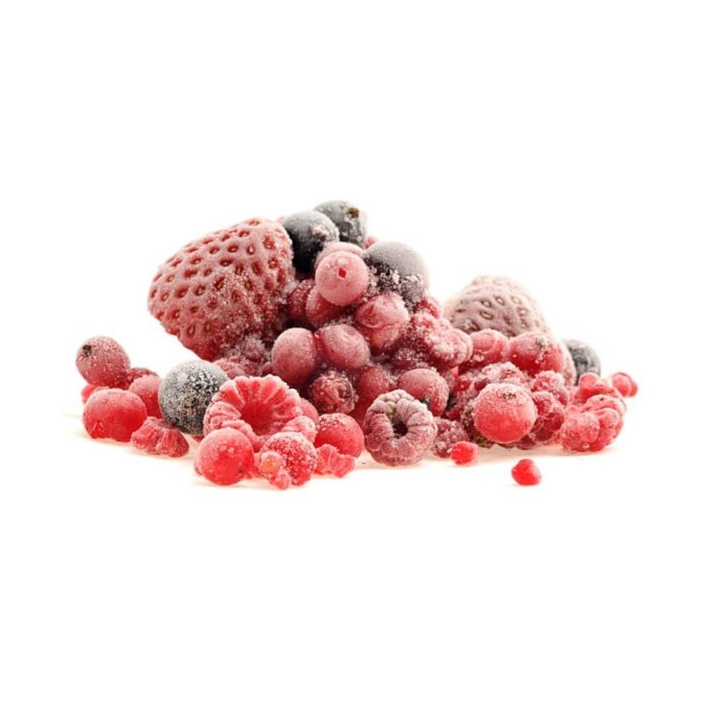 Hurtowy import, eksport i handel owocami mrożonymi